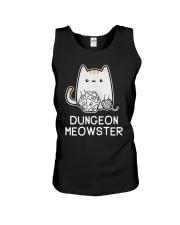 Cat Dungeon Meowster Shirt Unisex Tank thumbnail