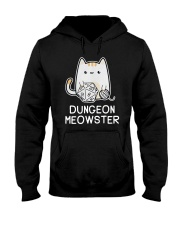 Cat Dungeon Meowster Shirt Hooded Sweatshirt thumbnail