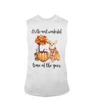 Chihuahua It's The Most Wonderful Time Year Shirt Sleeveless Tee thumbnail