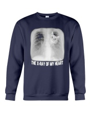 Cat The X Ray Of My Heart Shirt Crewneck Sweatshirt thumbnail