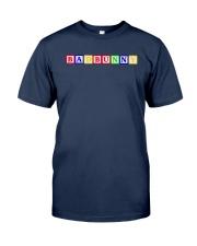 Anuel AA Bad Bunny Shirt Classic T-Shirt tile