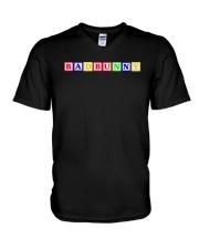 Anuel AA Bad Bunny Shirt V-Neck T-Shirt thumbnail