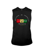Believe In Yourself Triface Shirt Sleeveless Tee thumbnail