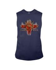 Jesus Saved My Life Shirt Sleeveless Tee thumbnail
