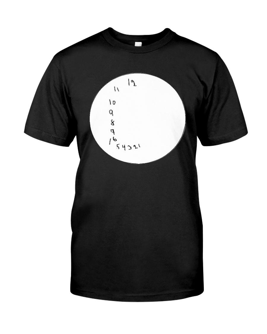 Biden 1 2 3 4 5 6 7 8 9 10 11 12 Shirt Classic T-Shirt