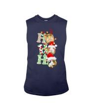 Christmas Guinea Pig Ho Ho Ho Shirt Sleeveless Tee thumbnail