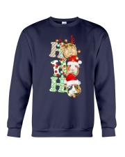 Christmas Guinea Pig Ho Ho Ho Shirt Crewneck Sweatshirt thumbnail