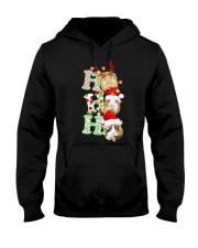 Christmas Guinea Pig Ho Ho Ho Shirt Hooded Sweatshirt thumbnail