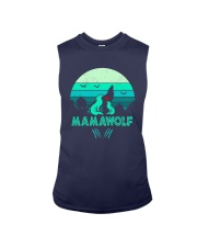 Vintage Mamawolf Shirt Sleeveless Tee tile