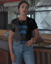 The Blue Umbrella Shirt Classic T-Shirt apparel-classic-tshirt-lifestyle-05