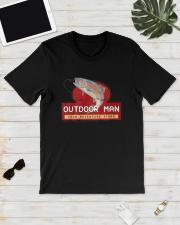 Outdoor Man Your Adventure Store Shirt Classic T-Shirt lifestyle-mens-crewneck-front-17