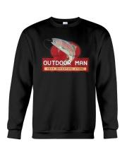 Outdoor Man Your Adventure Store Shirt Crewneck Sweatshirt thumbnail