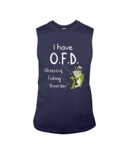 I Have Ofd Obsessive Fishing Disorder Shirt Sleeveless Tee tile