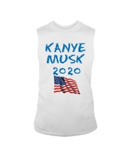 American Flag Kanye Musk 2020 Shirt Sleeveless Tee tile