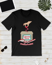 Indonesia Berbagi Netizenpronkri Shirt Classic T-Shirt lifestyle-mens-crewneck-front-17
