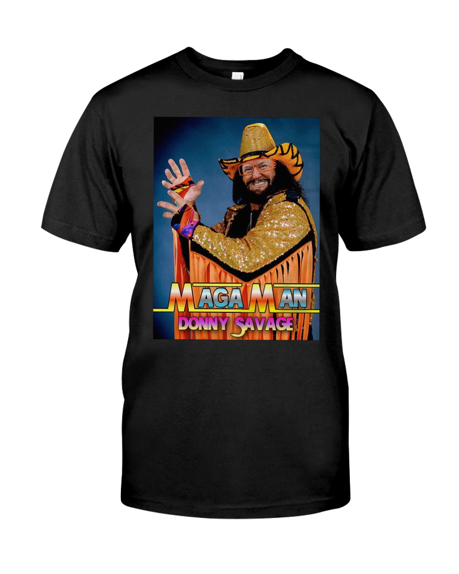 Maga Man Donny Savage Shirt Classic T-Shirt