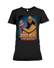 Maga Man Donny Savage Shirt Premium Fit Ladies Tee thumbnail