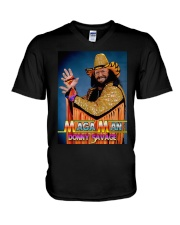 Maga Man Donny Savage Shirt V-Neck T-Shirt thumbnail