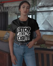 Stop Killing Us Justice For Pam Shirt Classic T-Shirt apparel-classic-tshirt-lifestyle-05