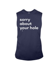 The Gay Agenda Sorry About Your Hole Shirt Sleeveless Tee thumbnail