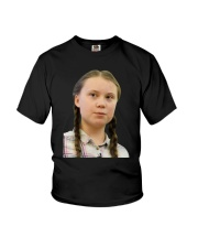 Official Woody Harrelson Greta T Shirt Youth T-Shirt tile