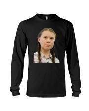 Official Woody Harrelson Greta T Shirt Long Sleeve Tee thumbnail