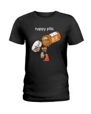 Sloths Happy Pills Shirt Ladies T-Shirt thumbnail