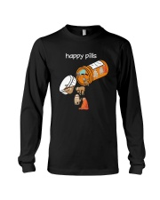 Sloths Happy Pills Shirt Long Sleeve Tee thumbnail