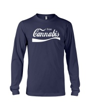 Enjoy Cannabis Shirt Long Sleeve Tee thumbnail