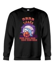 Halloween Nana Shark Doo Doo Doo Doo Doo Shirt Crewneck Sweatshirt thumbnail