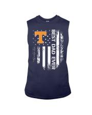 Tennessee Flag Best Dad Ever Shirt Sleeveless Tee thumbnail