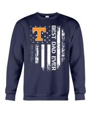 Tennessee Flag Best Dad Ever Shirt Crewneck Sweatshirt thumbnail