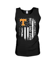 Tennessee Flag Best Dad Ever Shirt Unisex Tank thumbnail