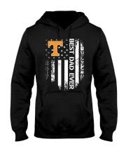 Tennessee Flag Best Dad Ever Shirt Hooded Sweatshirt thumbnail