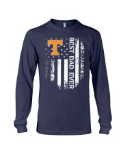 Tennessee Flag Best Dad Ever Shirt Long Sleeve Tee thumbnail