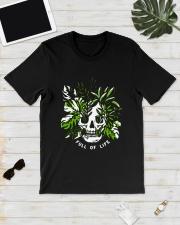 Skull Full Of Life Shirt Classic T-Shirt lifestyle-mens-crewneck-front-17
