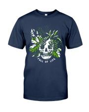 Skull Full Of Life Shirt Classic T-Shirt tile