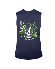 Skull Full Of Life Shirt Sleeveless Tee thumbnail