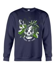 Skull Full Of Life Shirt Crewneck Sweatshirt thumbnail