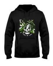 Skull Full Of Life Shirt Hooded Sweatshirt thumbnail