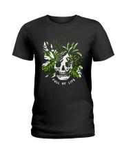Skull Full Of Life Shirt Ladies T-Shirt thumbnail