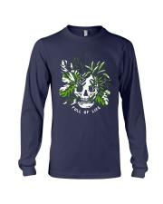 Skull Full Of Life Shirt Long Sleeve Tee thumbnail