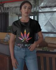Weed Hail Mary Shirt Classic T-Shirt apparel-classic-tshirt-lifestyle-05