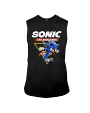 Official Sonic The Hedgehog Shirt Sleeveless Tee thumbnail