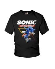 Official Sonic The Hedgehog Shirt Youth T-Shirt thumbnail