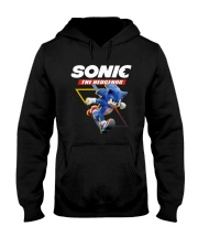 Official Sonic The Hedgehog Shirt Hooded Sweatshirt tile
