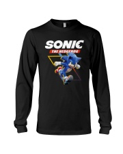 Official Sonic The Hedgehog Shirt Long Sleeve Tee thumbnail