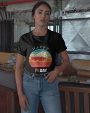 Vintage Cherry Pie Happy Pi Day Shirt Classic T-Shirt apparel-classic-tshirt-lifestyle-05
