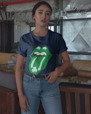 Clover The Rolling Stones Shirt Classic T-Shirt apparel-classic-tshirt-lifestyle-05