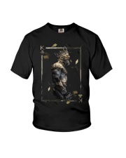 Conor Mcgregor UFC The King Is Back Shirt Youth T-Shirt thumbnail